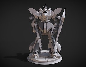 MSN-04 Sazabi 3D printable model