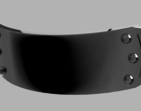3D print model Customizable Headband