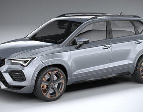 3D model Seat Ateca Cupra 2021