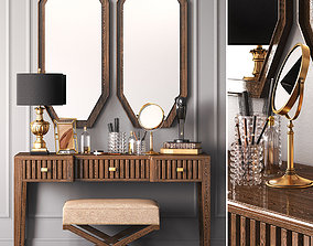 Dressing table Mini Pixel by ROOMA DESIGN 3D model