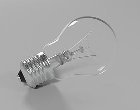 Electric Bulb 3D model