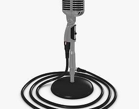 Microphone - 55sh 3D model