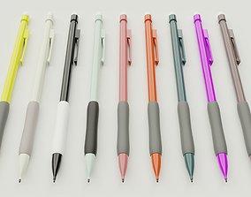 Mechanical Pencil 3D asset