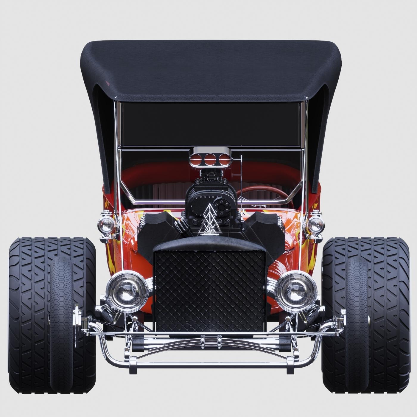 #car hotroad