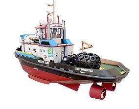 3D model Smith Damietta tugboat