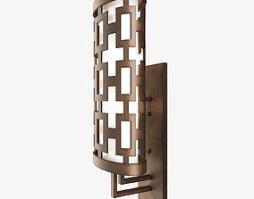3D model Fine Art Lamps River Oaks 839481 Wall Light