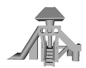 3D printable model Slide