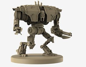 Decimator from Warhammer for 3d printing