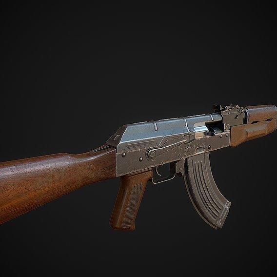 AK - 47