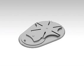 3D printable model Geneva drive