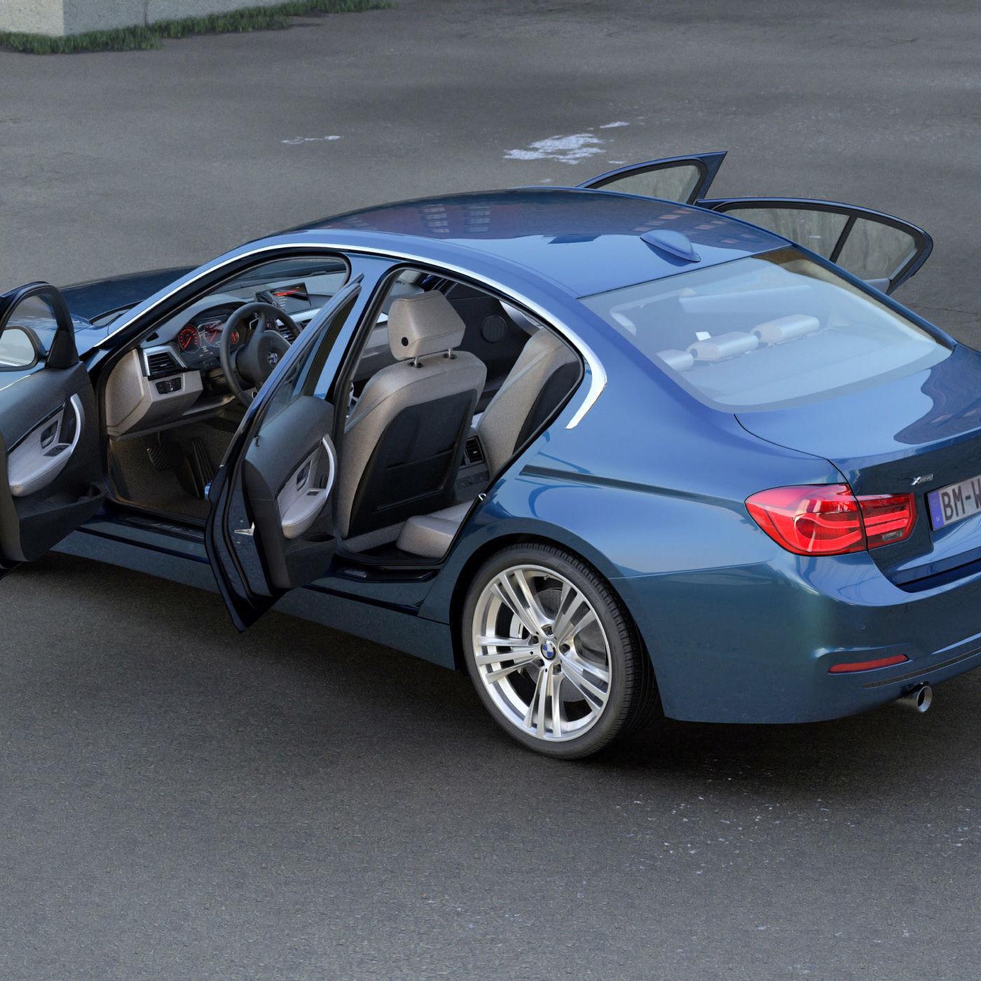 F30 Sedan Sport Line
