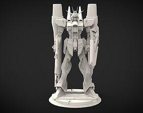 3D printable model Blast Impulse Gundam