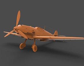 BF109E 3D print model