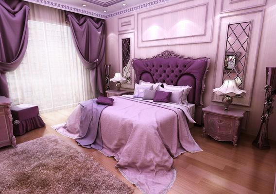 Batışehir  Classic Bedroom
