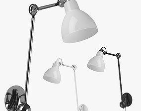 3D model 86561x Loft Lightstar Sconce