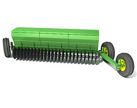 3D Seed Drill Planter