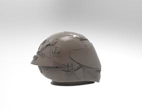 casco soleluna valentino rossi 3D printable model