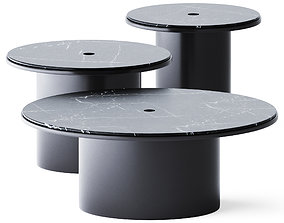 3D Plateau Collection Coffee Tables by Blu Dot