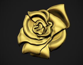 3D printable model Rose head
