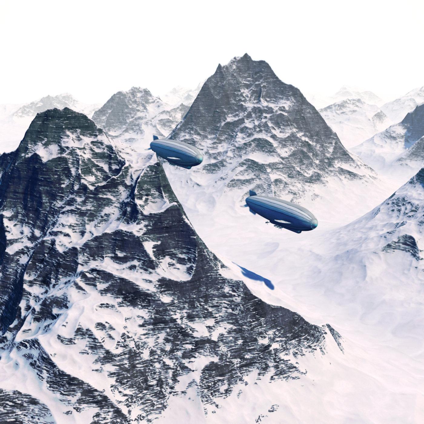 3D Mountains
