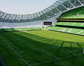 Aviva Stadium - Dublin Ireland 3D