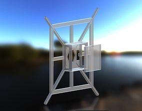 SYMA RACING DRONE FRAME 3D print model