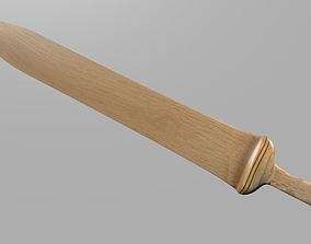 3D Training Sword