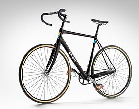 Colossi Bike 3D model colossi