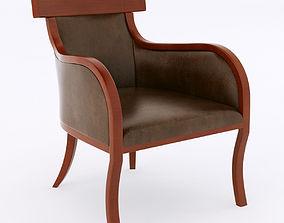 3D model Modern Times 0402P chair