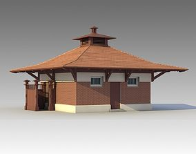 Bulding 03 3D model