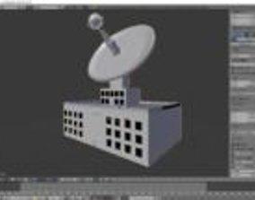 Commandos Radar Detector 3D