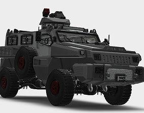 Paramount Marauder - Zombie Apocalypse 3D printable model