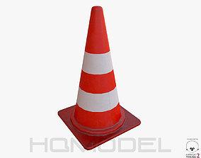 3D model Cone PBR