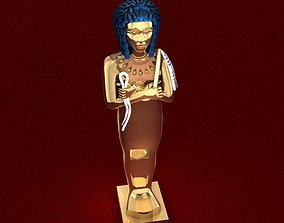 Ancient Egyptian Pharaoh 13 3D printable model