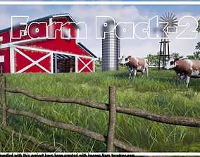 3D asset Farm Pack-2