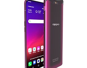 electronics 3D Oppo Find X