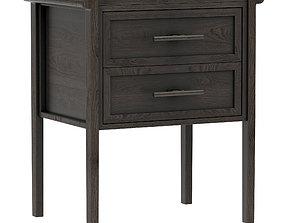 3D Dantone Home Contempo nightstand
