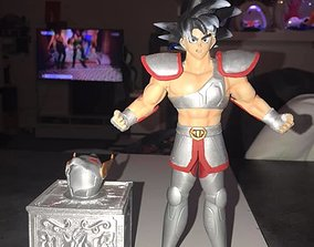 3D print model Goku saint seiya vs dbz 25cm