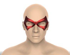 batman Robin mask 3D printable model