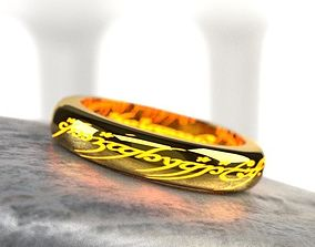 One Ring 3D asset
