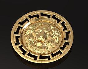 3D print model Pendant Lion 029