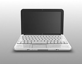 Hp Mini Notebook 3D model