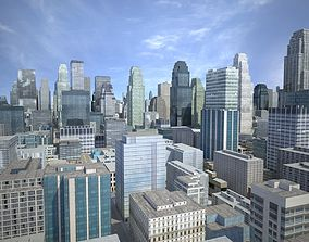 3D model Big City 44