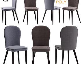 3D model Dantonehome Hampton Chair