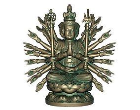 Goddess of Mercy 3D print model president