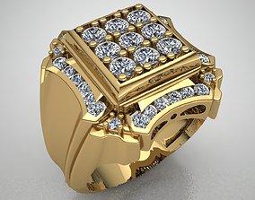 Ring Men wedding 3D printable model