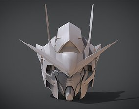 Tsurugi Gundam Head 3D printable model