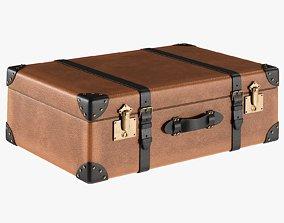 Retro Suitcase 3D model