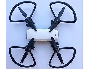 Propeller guard for dji spark 3D printable model