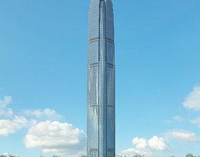 International Finance Centre 3D
